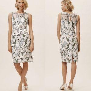 NWT BHLDN Adrianna Papell Gwyn Midi Dress Size 12